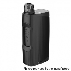 Authentic Uwell MarsuPod PCC 1000mAh Pod System Vape Starter Kit 1.2ohm/1.3ml - Black