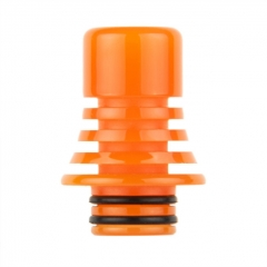 Reewape 510 Replacement Discolor Resin Drip Tip 10mm AS275W - Orange