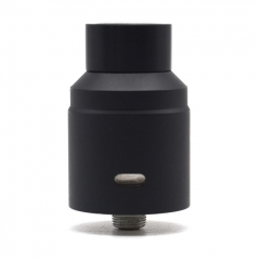 X1 Style Competition 24mm RDA Rebuildable Dripping Atomizer - Black