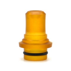 Replacement MTL PEI Drip Tip for DOTAIO 1pc - Yellow