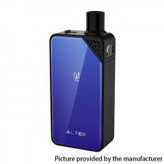 Authentic OBS Alter 70W 2500mAh VW Box Mod Pod System Starter Kit 3.5ml/5ml - Blue