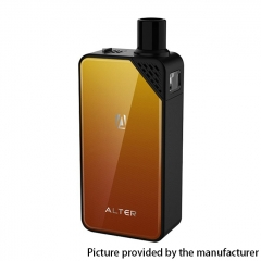 Authentic OBS Alter 70W 2500mAh VW Box Mod Pod System Starter Kit 3.5ml/5ml - Yellow
