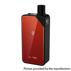 Authentic OBS Alter 70W 2500mAh VW Box Mod Pod System Starter Kit 3.5ml/5ml - Red