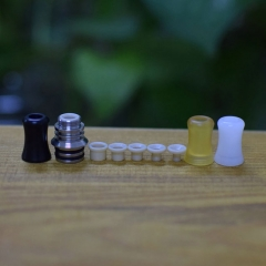 (Ships from Germany)High End KS Drip Tip V2 MTL 510 Replacement Drip Tip - #D