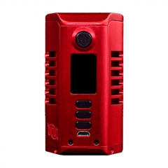 Authentic Dovpo Odin DNA250C 200W TC VW Variable Wattage Box Mod 21700 - Red