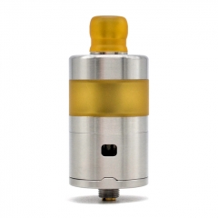 Authentic ULTON Lilitu 25mm RTA Rebuildable Tank Atomizer - Silver