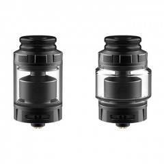 Authentic Hellvape Destiny 24mm RTA Rebuildable Tank Atomizer 4ml - Full Black