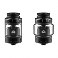 Authentic Hellvape Destiny 24mm RTA Rebuildable Tank Atomizer 4ml - Black SS