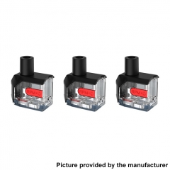 Authentic SMOKTech SMOK Alike Kit RPM Empty Pod Cartridge 3pcs - 5.5ml
