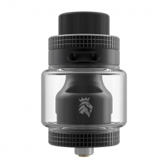Authentic Kaees Solomon Mesh 25mm RTA Rebuildable Tank Atomizer 6.5ml - Black