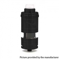 (Ships from Germany)VG V6M Style 25mm RTA 7.5ml No Logo - Black