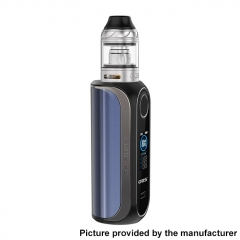Authentic OBS Cube FP Fingerprint Unlock 80W VW 18650 Box Vape Modw/ Cube Tank 4ml Kit - Blue