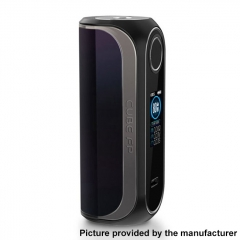Authentic OBS Cube FP Fingerprint Unlock 80W VW 18650 Box Vape Mod - Shiny Black