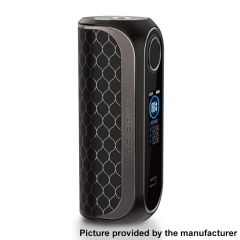Authentic OBS Cube FP Fingerprint Unlock 80W VW 18650 Box Vape Mod - Matte Black