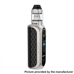 Authentic OBS Cube FP Fingerprint Unlock 80W VW 18650 Box Vape Modw/ Cube Tank 4ml Kit - Silver