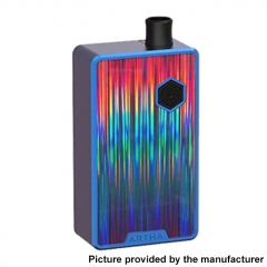 Authentic Advken Artha 80W VW Box Mod Pod System Vape Starter Kit 4.5ml - Aurora Blue