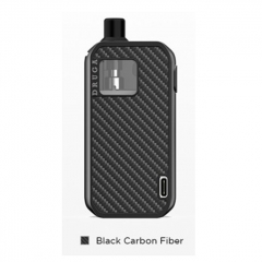 Authentic Augvape Narada Pro 30W VW Pod System Vape MTL / DL Starter Kit 3.7ml - Black Carbon Fiber