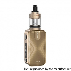 Authentic Aspire Rover 2 NX40 40W 2200mAh VV VW Box Mod Starter Kit w/ Nautilus XS Tank 2ml - Champgne