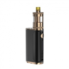 Authentic Aspire Nautilus GT 75W 18650 VW Box Mod Vape Starter Kit 3ml - Gold