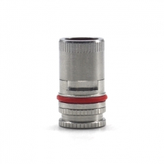 Authentic Mechlyfe RBA Section Rebuildable Coil Head with 510 Thread for Voopoo VINCI / VINCI X Pod System - Silver