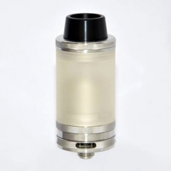 Typhoon GT4S 23mm Style RTA Rebuildable Tank Atomizer - Silver
