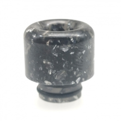 ULPS Replacement 510 Resin MTL Drip Tip - Black