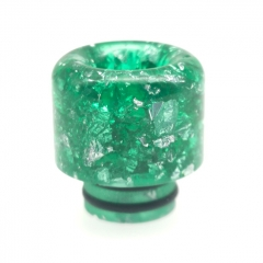 ULPS Replacement 510 Resin MTL Drip Tip - Green