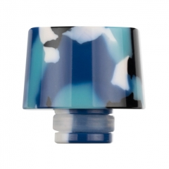 Reewape Replacement Resin 510 Drip Tip AS301 - Royal Blue