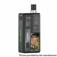 Authentic Smoant Knight 80 80W 18650 TC VW Box Mod RBA Pod System Vape Starter Kit - Night Green