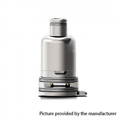 Authentic Augvape Narada Pro VW Mod Vape Kit / RBA Pod Cartridge Replacement RBA Single Coil Kit - Silver