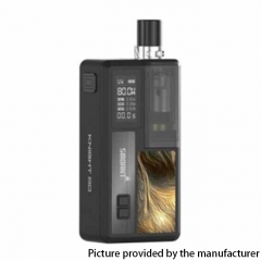 Authentic Smoant Knight 80 80W 18650 TC VW Box Mod RBA Pod System Vape Starter Kit - Black