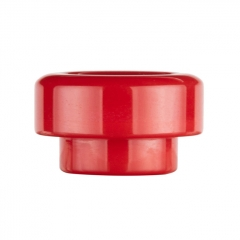 Authentic Reewape Resin Replacement 810 Drip Tip for SMOK TFV8 / TFV12 Tank / Kennedy / Battle / Reload RDA - Red AS302