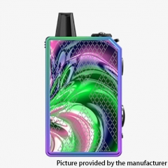Authentic Teslacigs Invader GT 50W 1200mAh VW Box Mod Pod System Vape Starter Kit 3ml - Fairyland