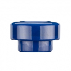Authentic Reewape Resin Replacement 810 Drip Tip for SMOK TFV8 / TFV12 Tank / Kennedy / Battle / Reload RDA - Blue AS302
