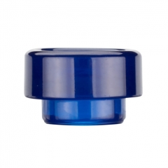 Authentic Reewape Resin Replacement 810 Drip Tip for SMOK TFV8 / TFV12 Tank / Kennedy / Battle / Reload RDA - Blue AS305 1pc
