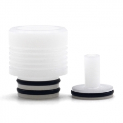 2-in-1 ULTON 510 Replacement Drip Tip - White