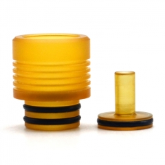 2-in-1 ULTON 510 Replacement Drip Tip - Yellow