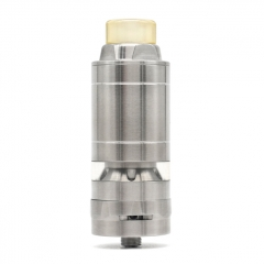 ULTON KF 5² KF 5 Square SE 25mm Style 316SS RTA (Special Edition) - Silver