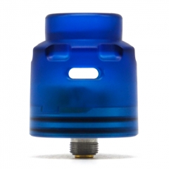 Authentic Hellvape Dead Rabbit SE 24mm RDA Rebuildable Dripping Vape Atomizer w/ BF Pin - Blue