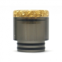 ULPS 810 Replacement Style Resin Drip Tip 1pc - Gold