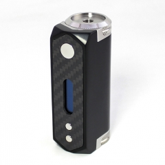 SXK Stickman SLGT V2 Gera GT Style 60W VW Variable Wattage Vape Box Mod Evolv DNA60 Chip 21700 - Black