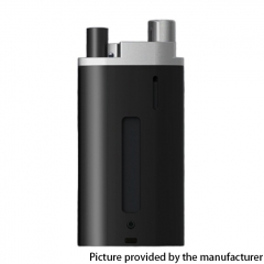 Authentic Steam Crave Hadron 220W TC VW Box Mod Replacement Squonk Backpack - Black