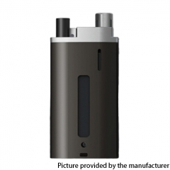 Authentic Steam Crave Hadron 220W TC VW Box Mod Replacement Squonk Backpack - Gun Metal