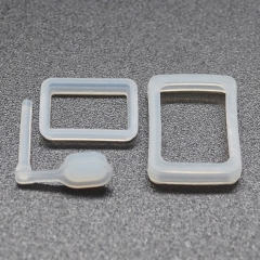 Replacement Silicone Seals for ULTON Dotshell Style RBA 3pc/Set - White