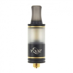 Authentic YDDZ T1 16mm MTL RTA Rebuildable Tank Vape Atomizer 2ml - Black Gold