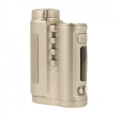 Authentic Starss Blazer 75W TC Box Mod 18650 - Silver