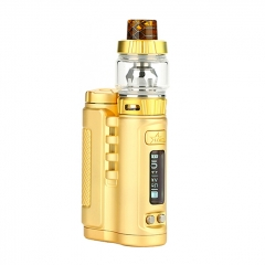 Authentic Starss Blazer 75W TC Box Mod 18650 Kit - Golden