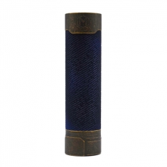 Authentic Coil Master Matrix 18650 24mm Mech Mod - Blue
