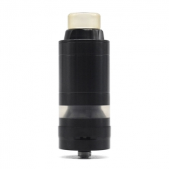 ULTON KF 5² KF 5 Square SE 25mm Style 316SS RTA (Special Edition) - Black
