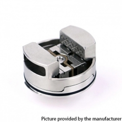 Authentic Steam Crave Aromamizer Titan RDTA Replacement Dual Series Mesh Deck - Silver